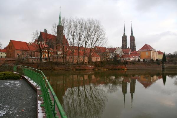 reflections on Wrocław