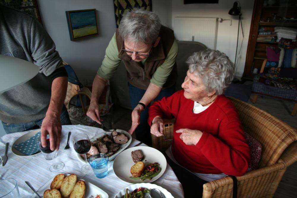 lammekød for mormor