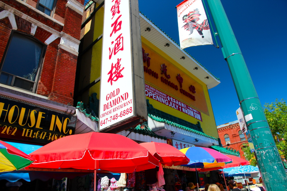 colours of Chinatown