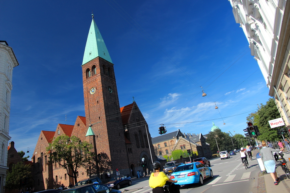 sent sommer i København