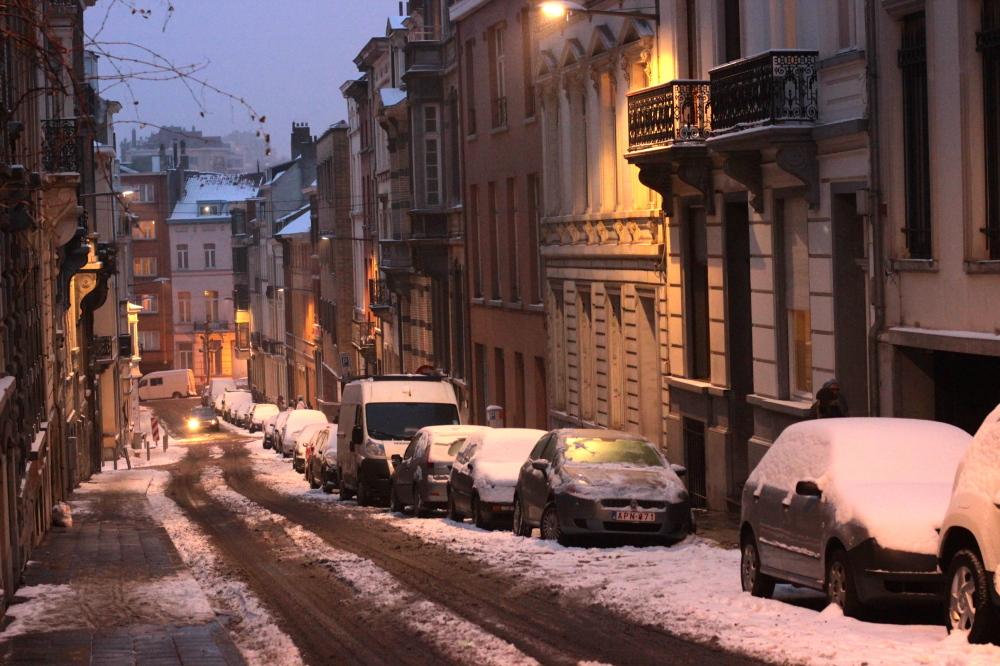 les rues de saint Josse