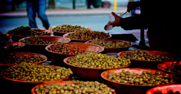 olive merchant