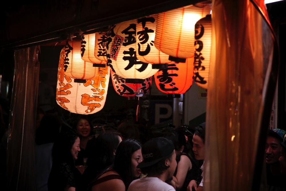 tokyo nights - Asakusa