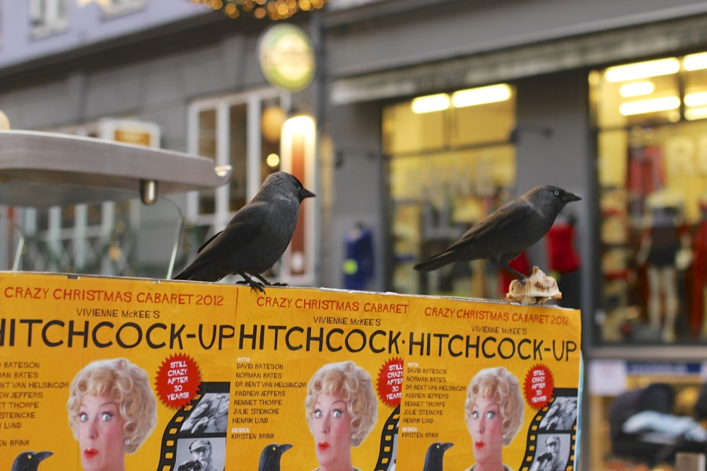 Hitchcock reunion