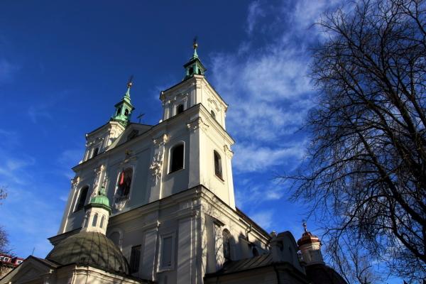 Krakow: the pious side