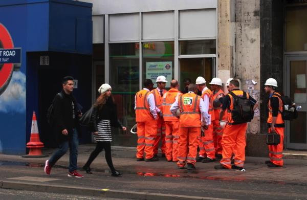 building crossrail