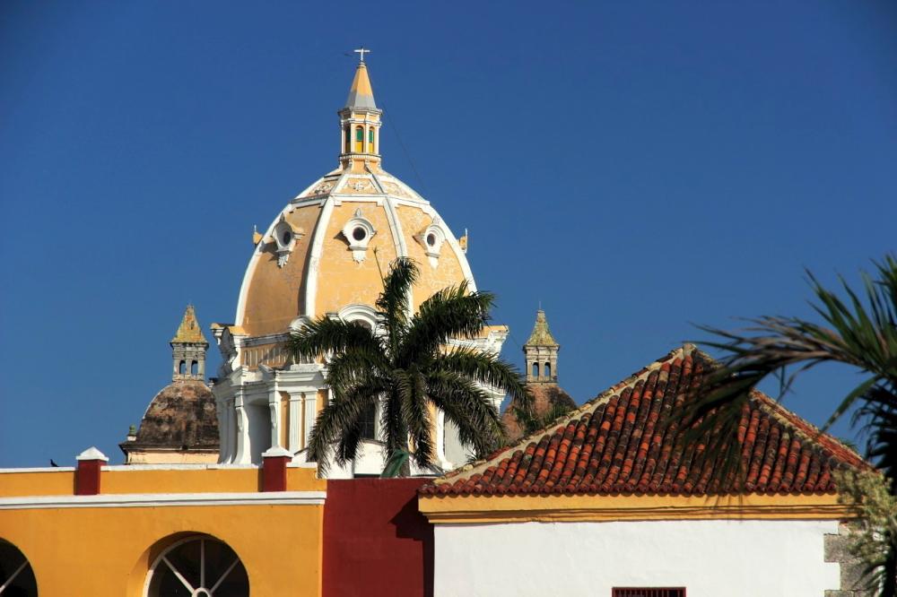 Colours of Cartagena