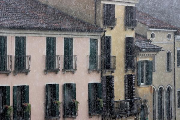 Padova rain