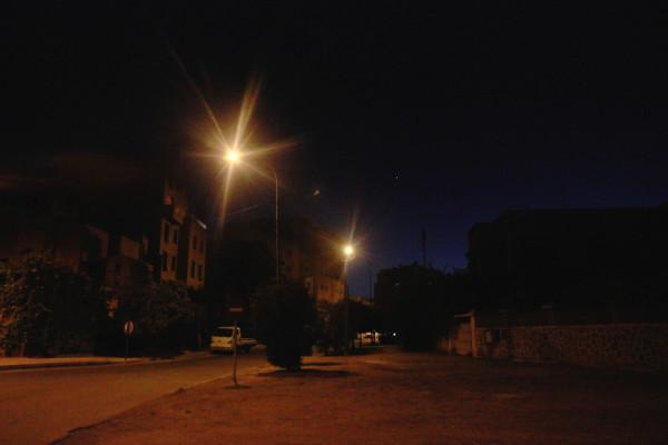 Quiet night Marrakesh