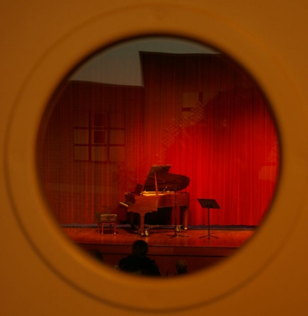 recital window
