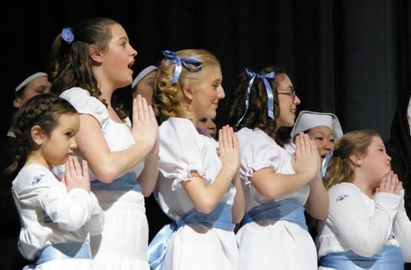 von Trapp girls