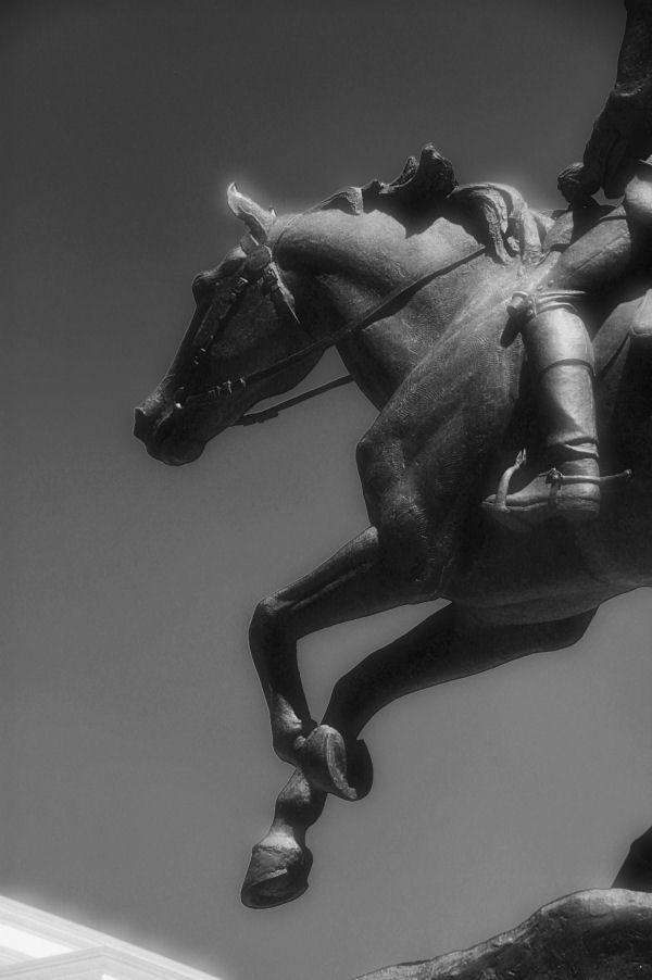 rodney statue