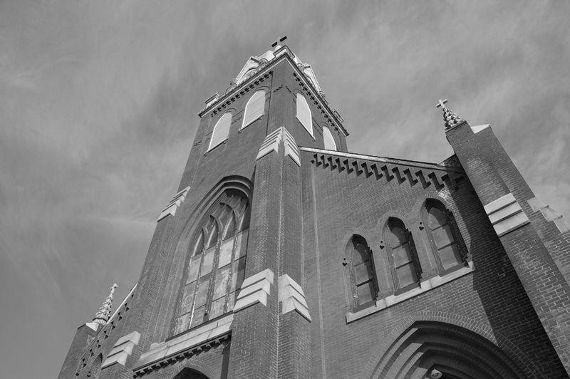 churches of chester: st katharine drexel
