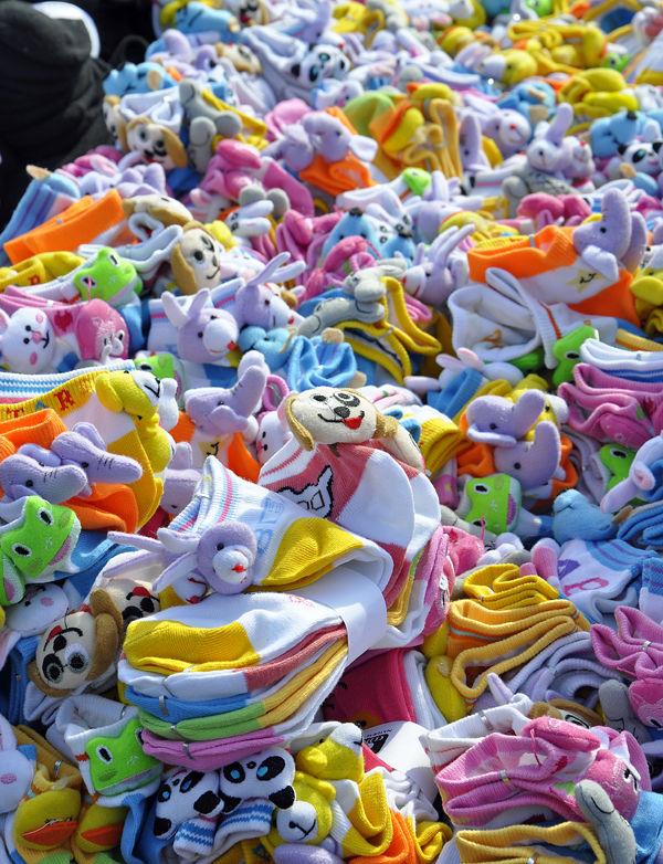 cowtown: socks