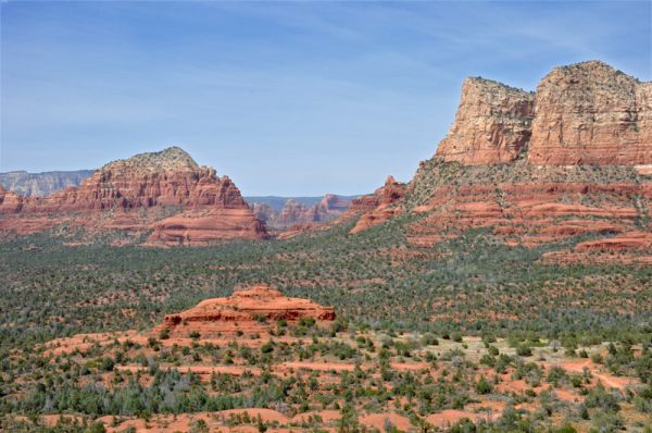 arizona: desert vista