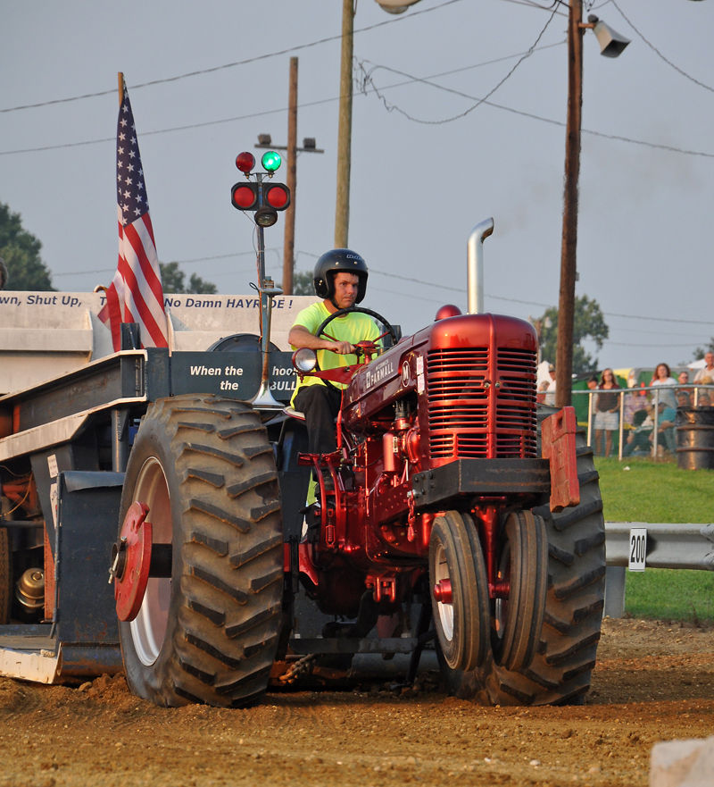salem county fair tractor pull