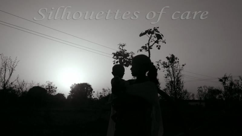 Silhouettes of care