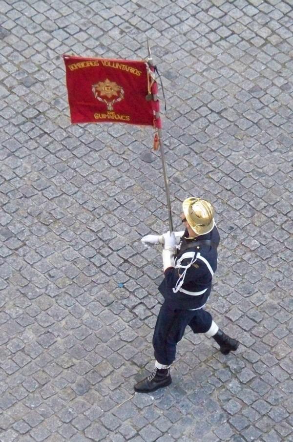 fireman parade guimarães