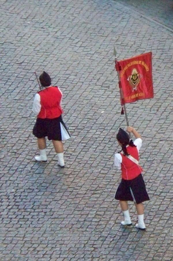 fireman parade valadares