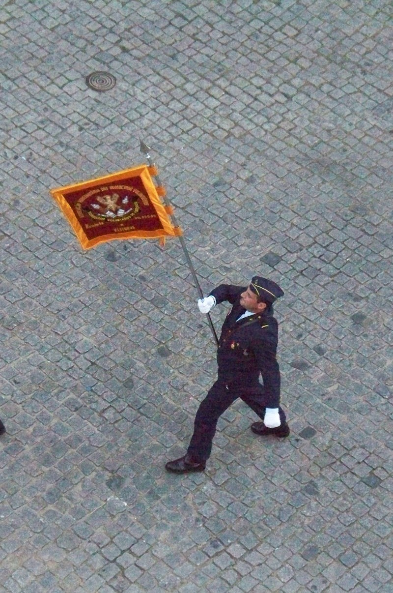 fireman parade viatodos
