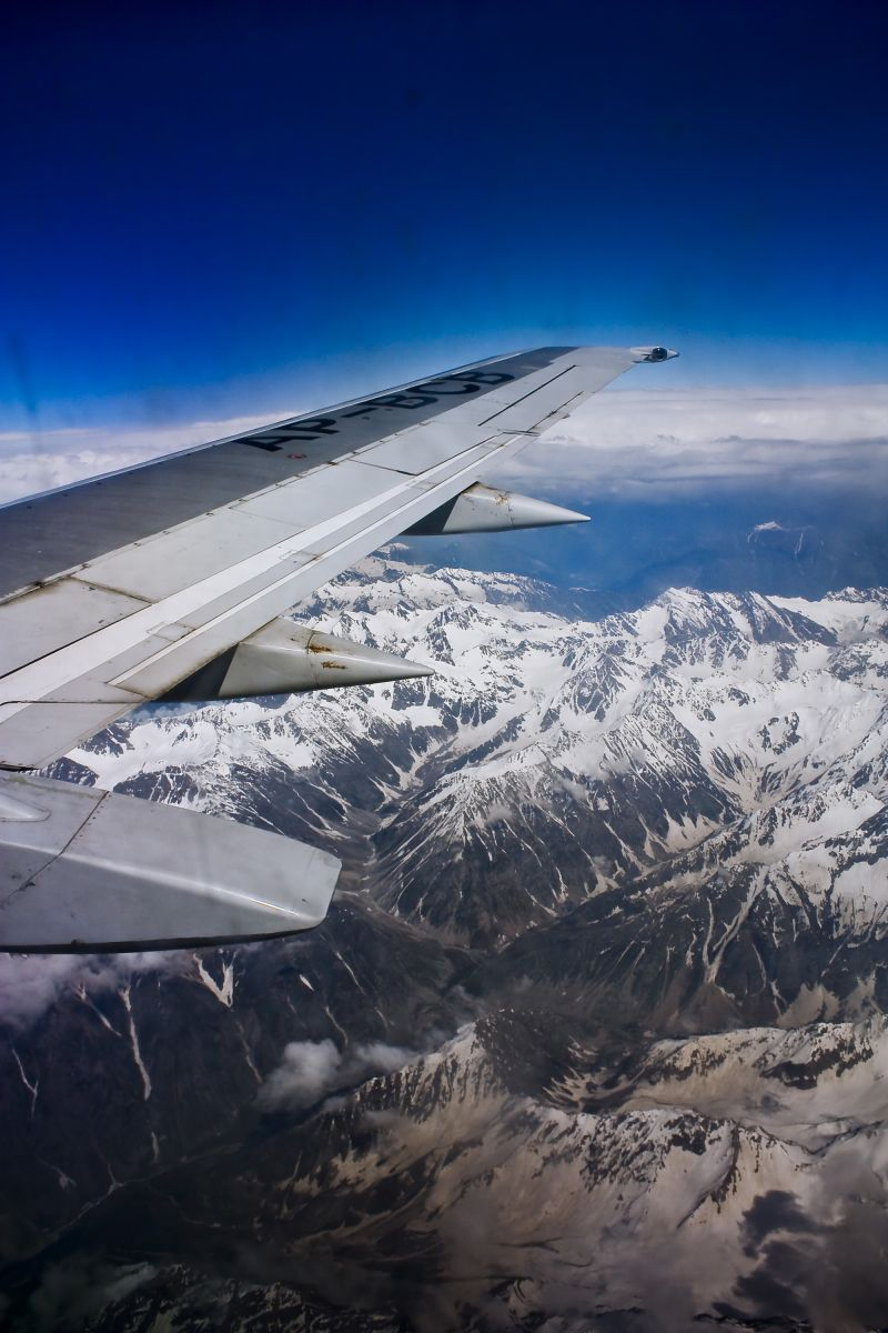 flight to skardu,Pakistan