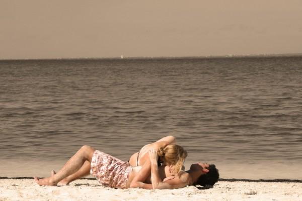Amor en la mar