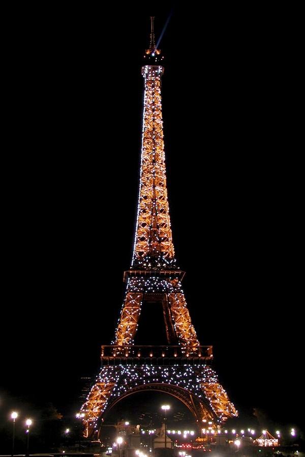 Toma nocturna de Eifel