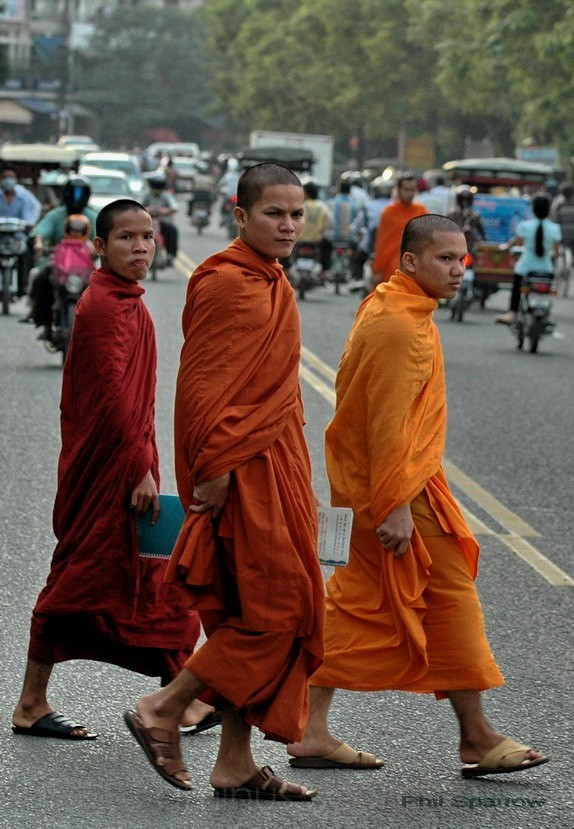 Ubiquitous monks