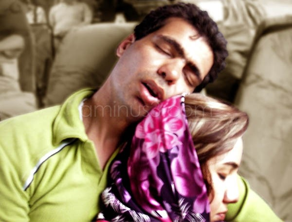 Sleepy Lovers