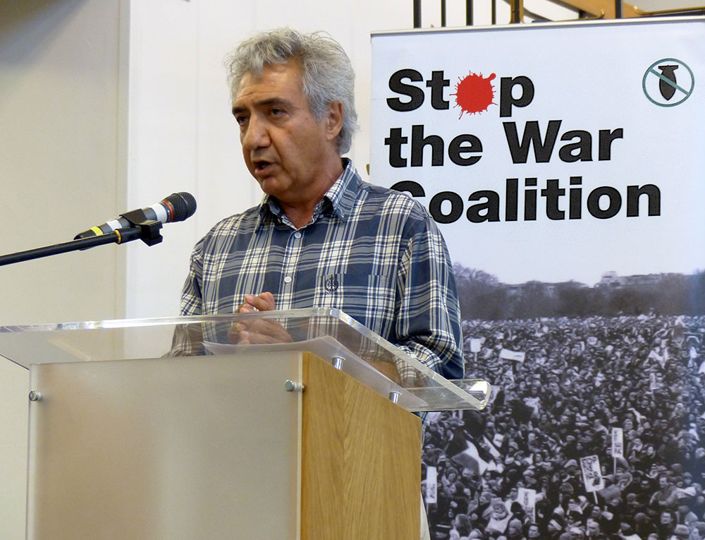 Don't Attack Iran - Abbas Edalat