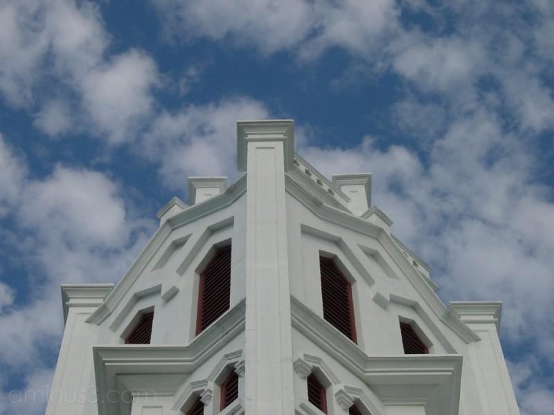 Key West Church, Florida