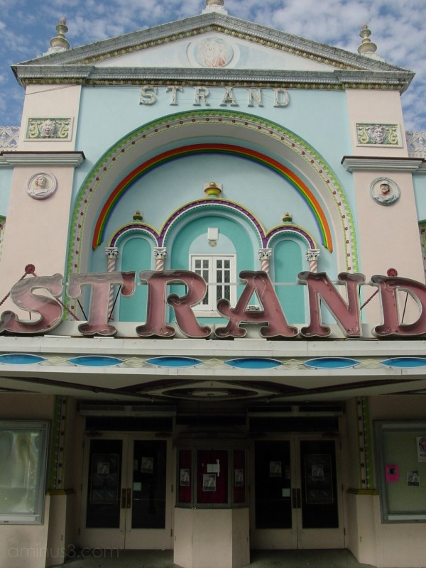The Stand Theatre of Key West, Florida
