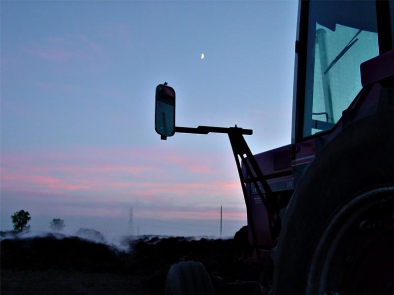 Spearmint Field & Tractor in St. Joseph County, IN