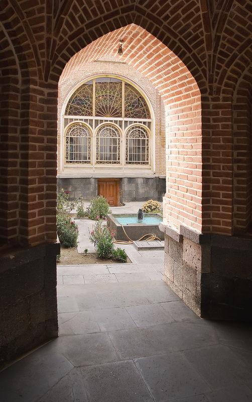 Ershadi House - Ardabil