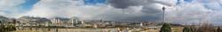 Pardisaan Park, Tehran, Iran / Milaad Tower