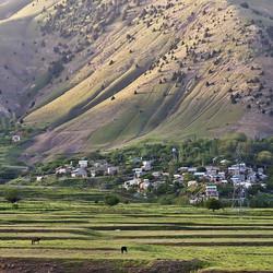 Samghabaad Village - Taleghaan Road - Iran