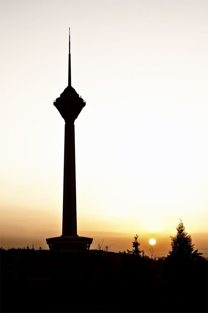 Milaad Tower, Tehran, Iran