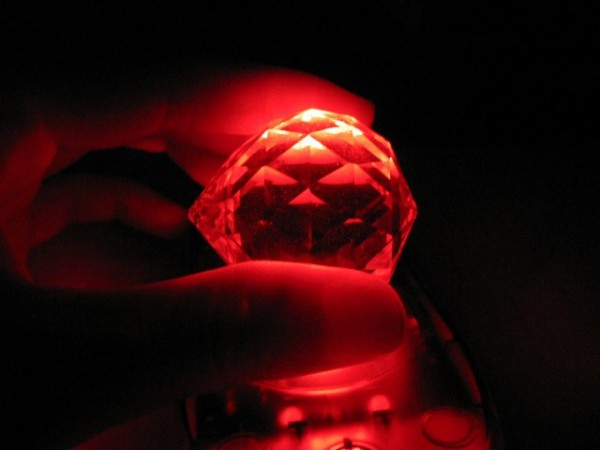 red crystal