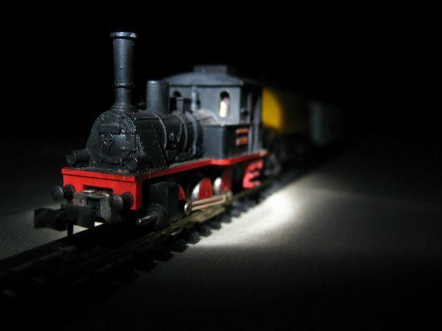 my train