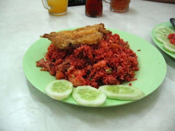 makasar fried rice
