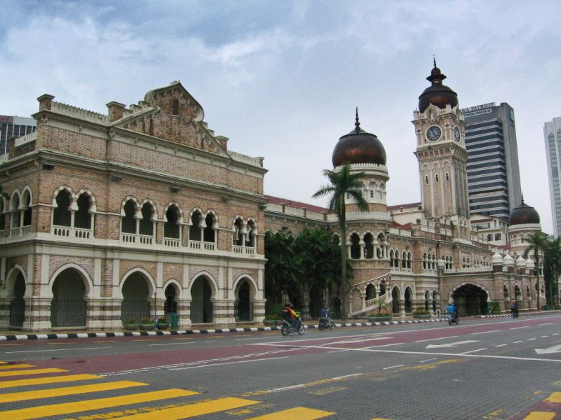 The Sultan Abdul Samad Building