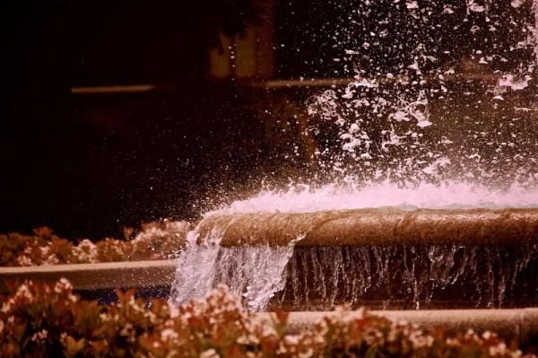 Splish Splash (at Stanford)