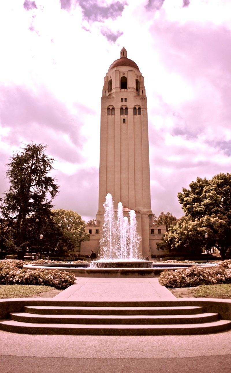 Hoover Tower (at Stanford) II