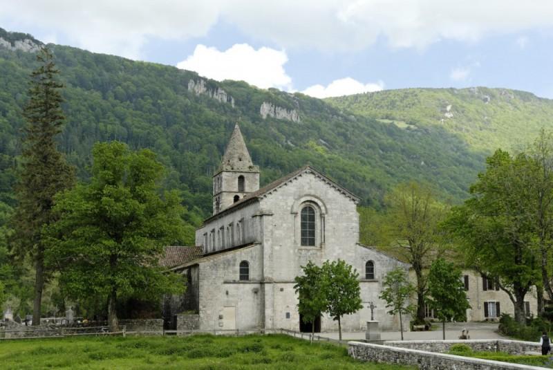 Leoncel Abbaye Drome 26