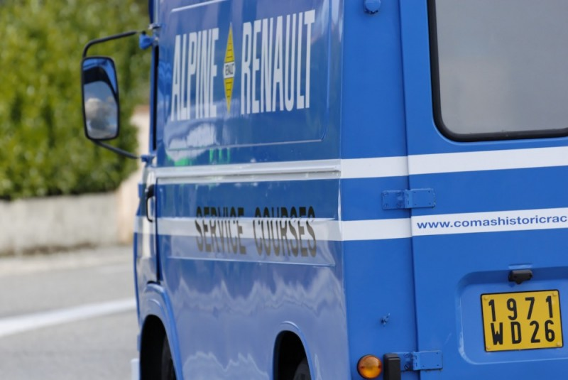 Rallye Monte-Carlo historique Bourg-Les-Valence Dr