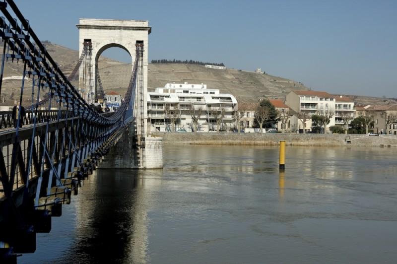 Tain-L'Hermitage Drome 26 pont
