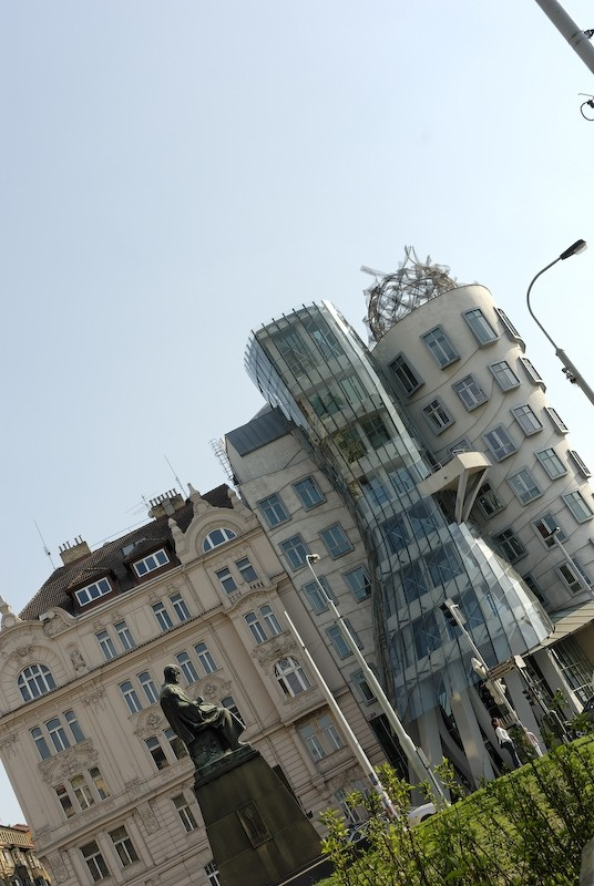 Dancing-Building Gehry Prague