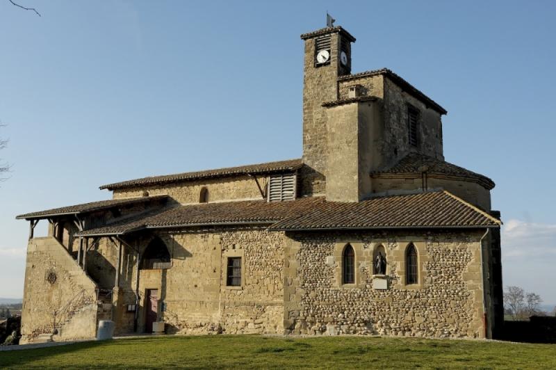 Eglise Alixan Drome 26