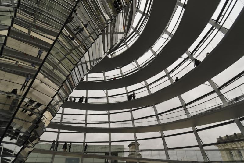 Reichstage Berlin Allemagne