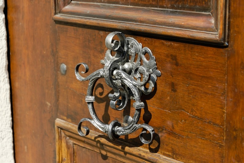 heurtoir Prague Tchéquie